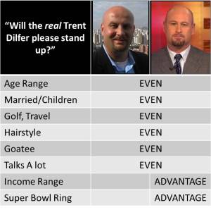 MJD vs. Dilfer - Tale of the Tape